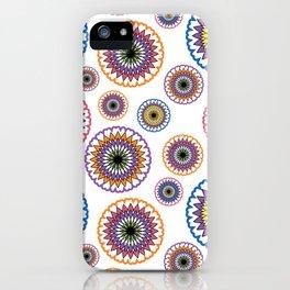 Lotus_Series 1 iPhone Case
