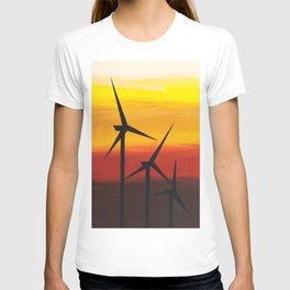 Two Windmills T-shirt