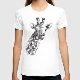 Giraffe - M T-shirt