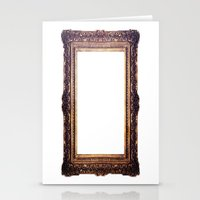 frame Stationery Cards featuring Frame by GetNaked