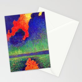 Andre Derain Effects of Sunlight on Water Stationery Cards