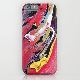banana acid iPhone Case