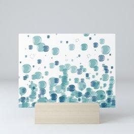 Bubbles Mini Art Print