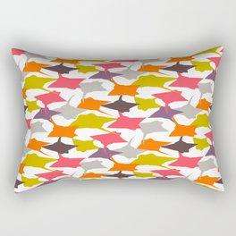 Des raies au paradis par Sissi-tagg Rectangular Pillow