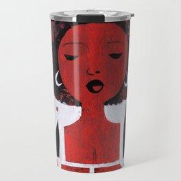 *AFRO* Travel Mug