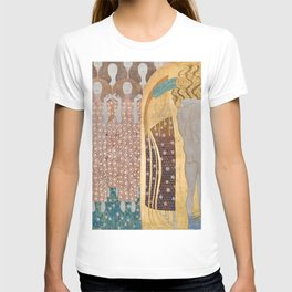 Gustav Klimt - Beethovenfries T-shirt