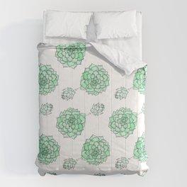 PATTERN II Succulent Life Comforters