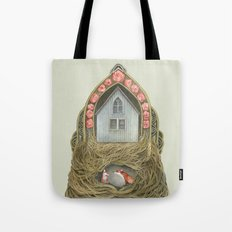 Sweet Home II // Polanshek Tote Bag