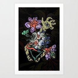 See Eden Art Print