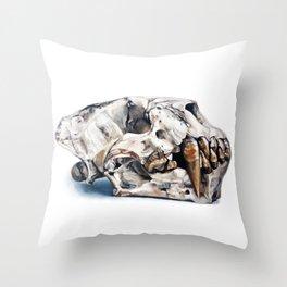 Primal AF Throw Pillow