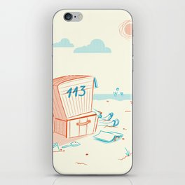 Holidays iPhone Skin