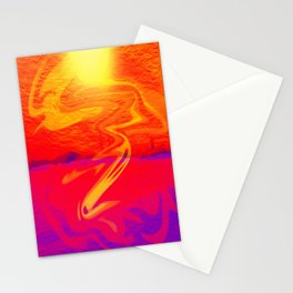 San Francisco's True Colors Stationery Cards