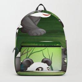 Wild Animal Backpack