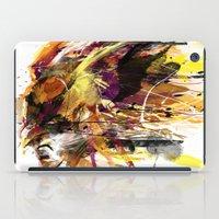 flight iPad Cases featuring Flight by Studio8Worx