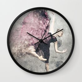 Dancing on my own Wall Clock