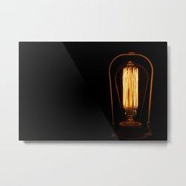Darkest light Metal Print