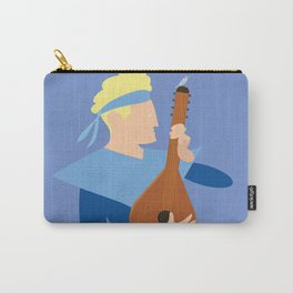 Apollo the music boy and the bird Carry-All Pouch