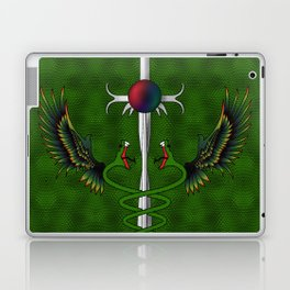 Caduceus Laptop & iPad Skin