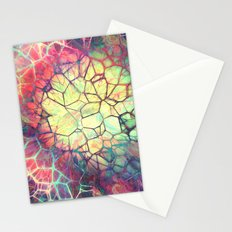 The Web - for iphone Stationery Cards