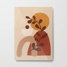 Abstract Art 23 Metal Print