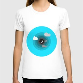 Into the clouds T-shirt