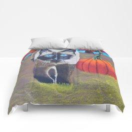 Harvest Kitty Comforters