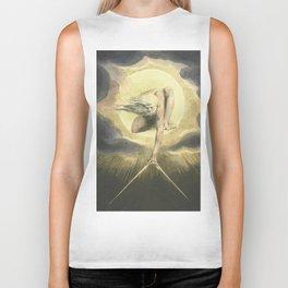 William Blake - The Ancient of Days (1794) Biker Tank