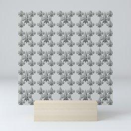 Nola Fleur de lis Triple Mini Art Print