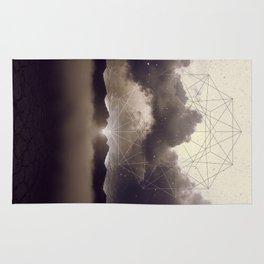 Beyond the Fog Lies Clarity | Dawn Rug