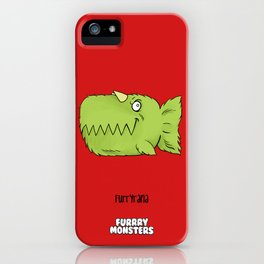 Furryrana iPhone Case