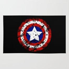 Captain's Shield Rug