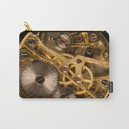 Time is passing by - antique watch Carry-All Pouch