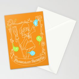 Let the spirits guide you Stationery Cards