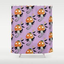 Pattern Halloween 2 Shower Curtain