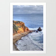 Southern California Art Print