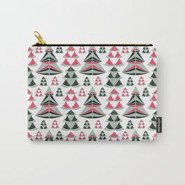 Christmas trees. Carry-All Pouch