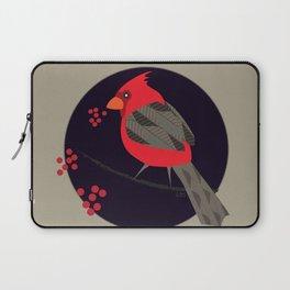 Cardinal Song Laptop Sleeve