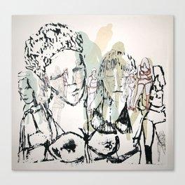 Wayfarers Canvas Print