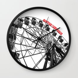 ARE YOU EVEN HUMAN TRIS? Wall Clock
