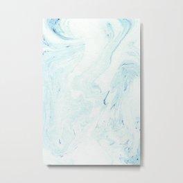 Minimal Marble #society6 #buyart #decor Metal Print