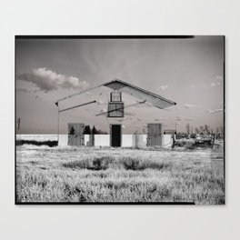 heisler Canvas Print