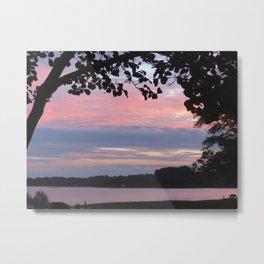 Sunset Collection Metal Print