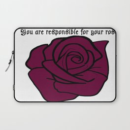 Your Rose Laptop Sleeve