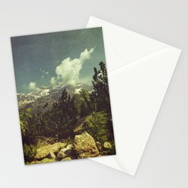 Italian Mountains Stationery Cards