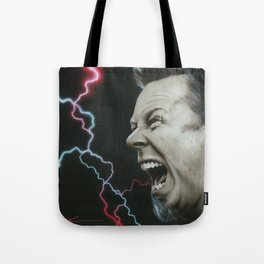 'James Wrath' Tote Bag