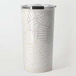 Minimalist Geometric IV Travel Mug