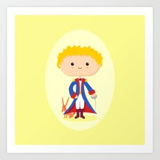 Petit Prince Art Print