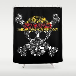 We are! Shower Curtain
