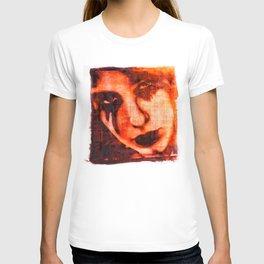 Lost Love Dye Art Print T-shirt