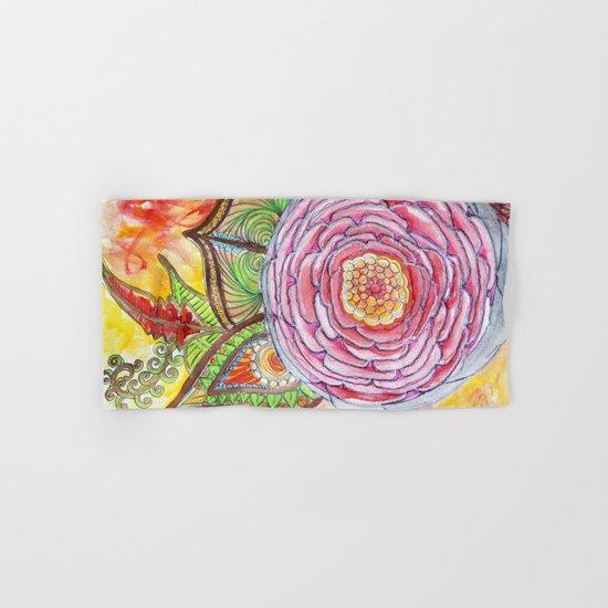 Rose ancestrale Hand & Bath Towel